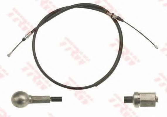 Трос, стояночная тормозная система TRW GCH3030