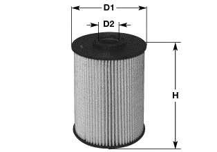 Топливный фильтр CLEAN FILTERS MG3602