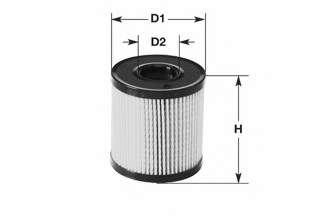 Масляный фильтр CLEAN FILTERS ML1733