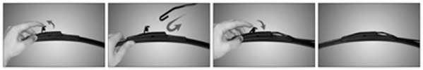 Щетка стеклоочистителя TRICO NF530