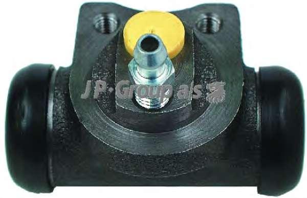 Колесный тормозной цилиндр JP GROUP 1261300800