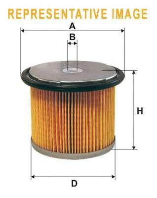 Топливный фильтр WIX FILTERS WF8021