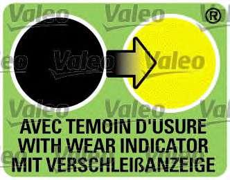 Щетка стеклоочистителя VALEO 567791
