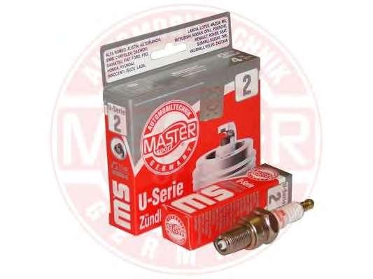 Свеча зажигания MASTER-SPORT U-SERIE-MS-2