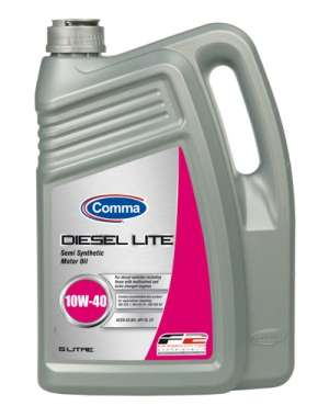 Comma Diesel Lite 10W-40 5L