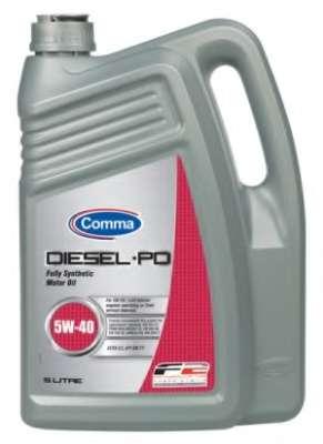 Comma Diesel PD 5W-40 5L