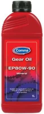Comma Gear Oil GL-5 1 л.