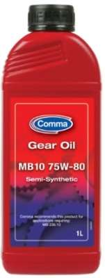 Comma Gear Oil 1 л. GMB101L