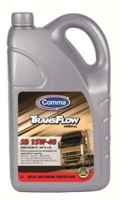 Comma TransFlow SD 15W-40 5L