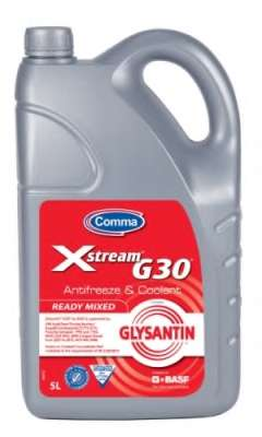 Xstream G30 Antifreeze  Comma XSM5L
