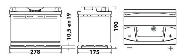 Стартерная аккумуляторная батарея; Стартерная аккумуляторная батарея