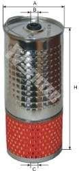 Масляный фильтр MFILTER TE 18
