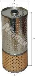 Масляный фильтр MFILTER TE 19