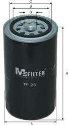 Масляный фильтр MFILTER TF 25