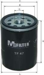 Масляный фильтр MFILTER TF 47