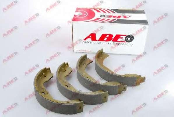 Комплект тормозных колодок, стояночная тормозная система ABE CRB006ABE