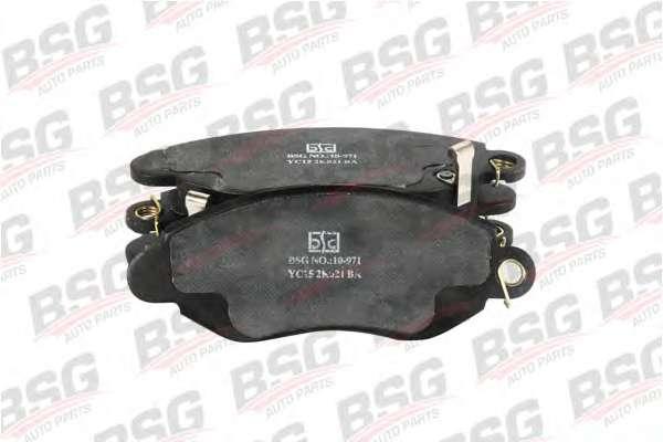 Комплект тормозных колодок, дисковый тормоз BSG BSG 30-200-003