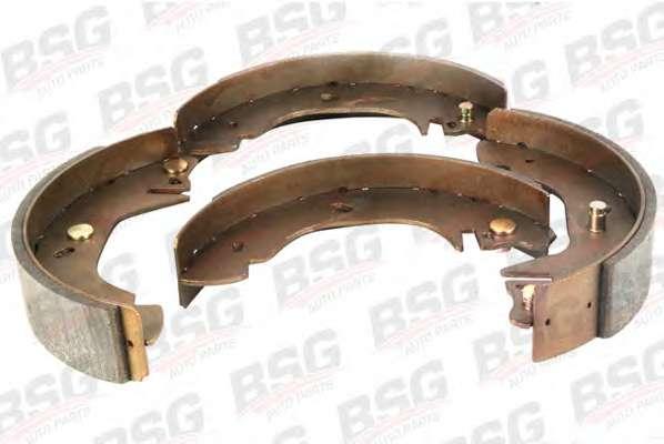Комплект тормозных колодок BSG BSG 30-205-003