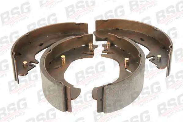 Комплект тормозных колодок BSG BSG 30-205-004