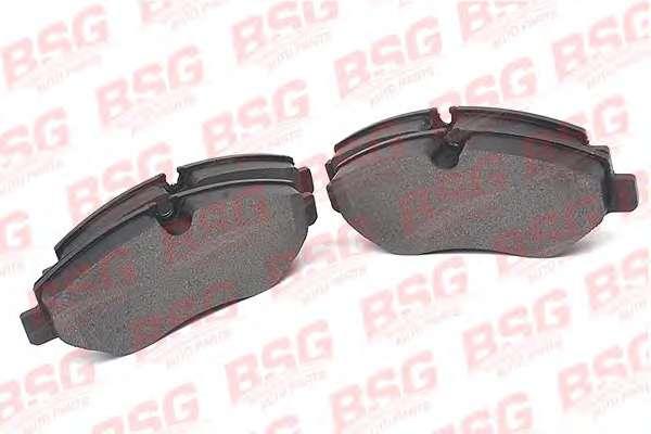 Комплект тормозных колодок, дисковый тормоз BSG BSG 60-200-011