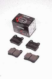 Комплект тормозных колодок, дисковый тормоз PROTECHNIC PRP0133