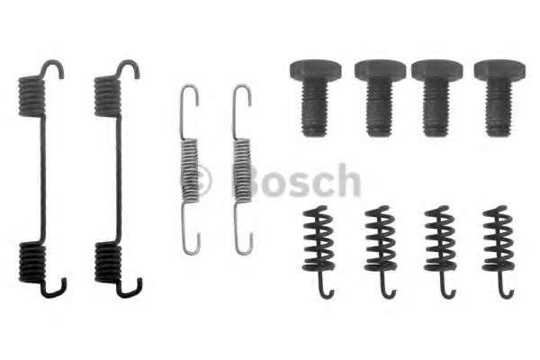 Комплектующие, стояночная тормозная система BOSCH 1 987 475 077