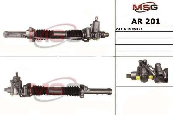 Рулевая рейка MSG AR 201