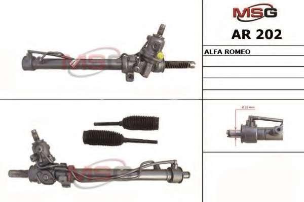 Рулевая рейка MSG AR 202