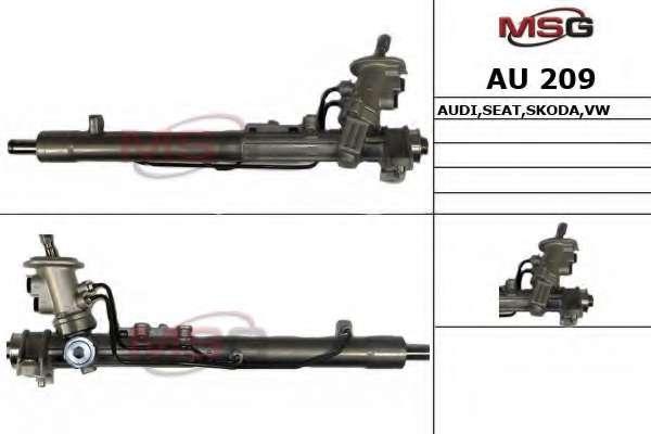 Рулевая рейка MSG AU 209