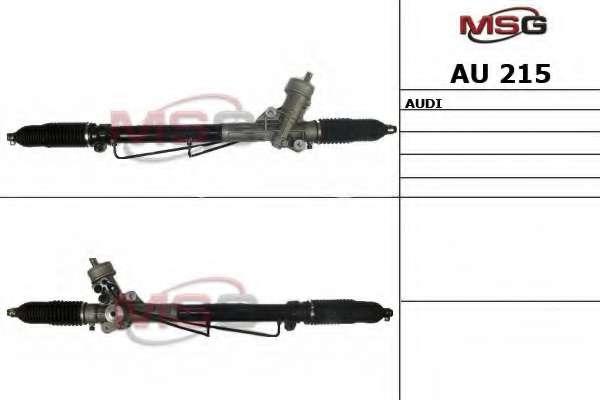 Рулевая рейка MSG AU 215