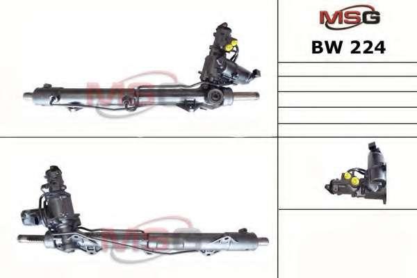 Рулевая рейка MSG BW 224