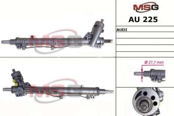 Рулевая рейка MSG AU 225
