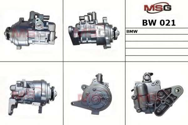 Насос ГУР MSG BW 021