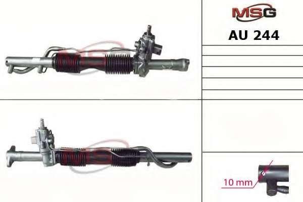 Рулевая рейка MSG AU 244