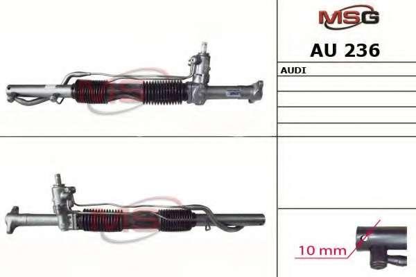 Рулевая рейка MSG AU 236
