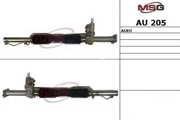 Рулевая рейка MSG AU 205