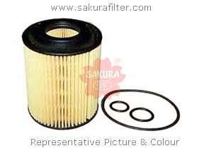 Масляный фильтр SAKURA  AUTOMOTIVE EO-1601