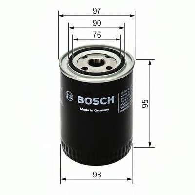 Масляный фильтр BOSCH 0 451 103 252