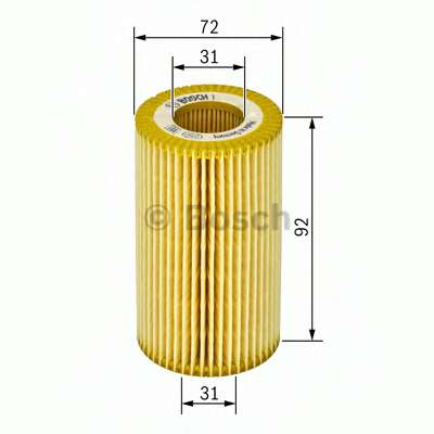 Масляный фильтр BOSCH 1 457 429 199
