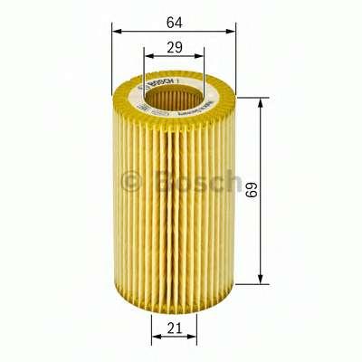 Масляный фильтр BOSCH 1 457 429 249