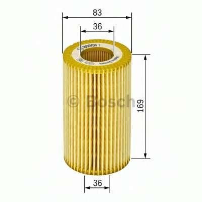 Масляный фильтр BOSCH 1 457 429 278
