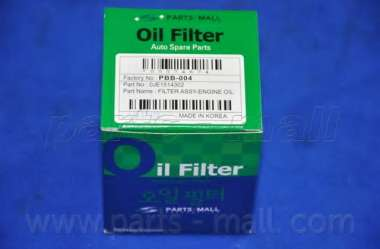 Масляный фильтр PARTS-MALL PBB-004