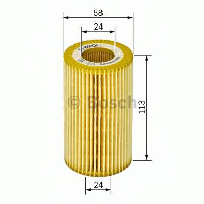 Масляный фильтр BOSCH F 026 407 014