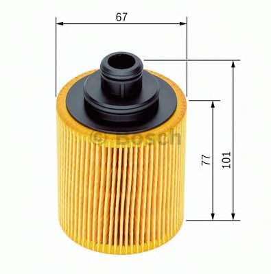 Масляный фильтр BOSCH F 026 407 067