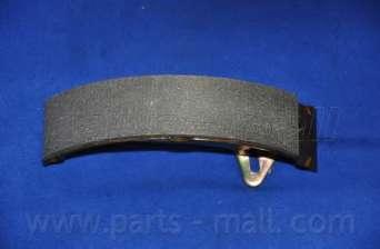 Комплект тормозных колодок PARTS-MALL PLA-001
