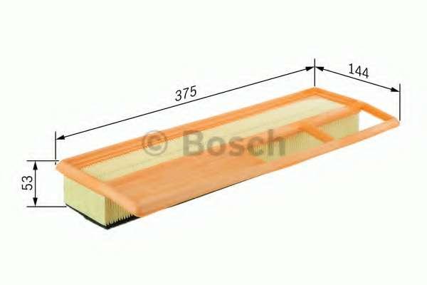Воздушный фильтр BOSCH F 026 400 002