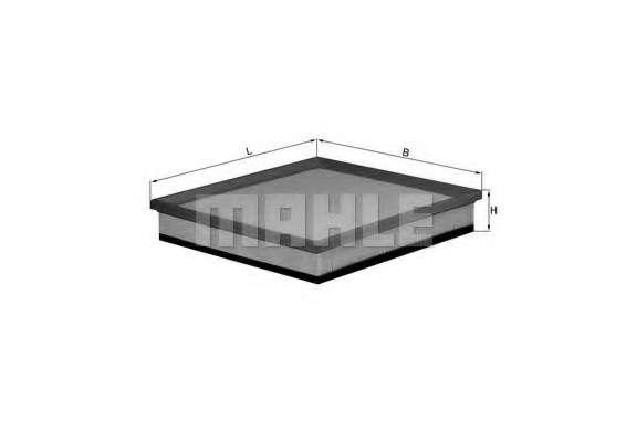 Воздушный фильтр KNECHT LX 1583