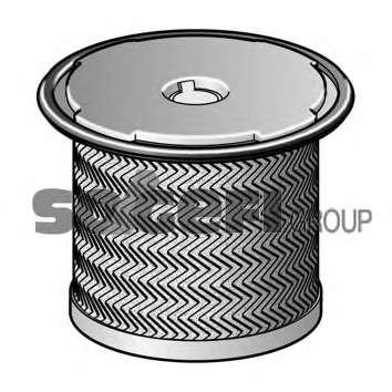Топливный фильтр PURFLUX C422