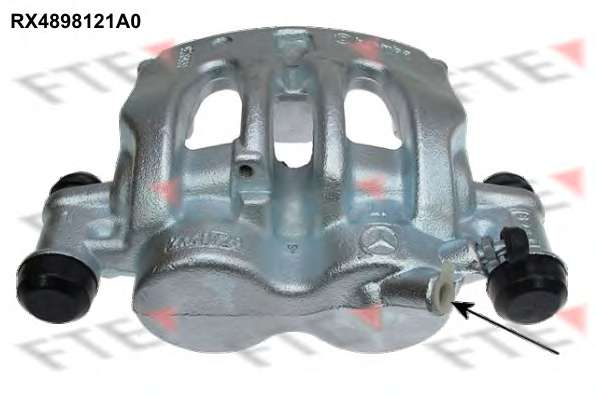 Тормозной суппорт FTE RX4898121A0
