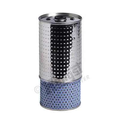 Масляный фильтр HENGST FILTER E196HN D03